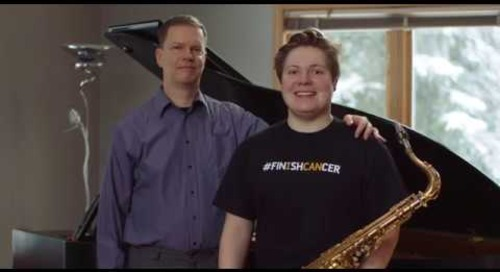 Alaska FinishCancer | Tom and Erik's Story