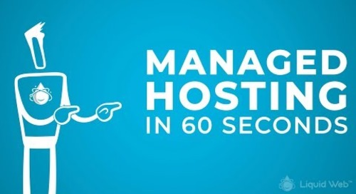 Managed Hosting in 60 Seconds