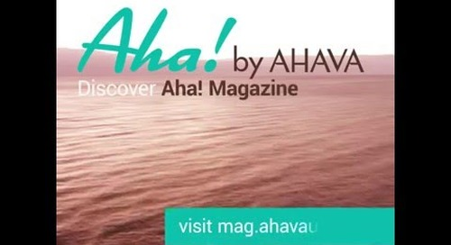 Newly Surfaced: AHA! Magazine - Discover Your Elemental Beauty