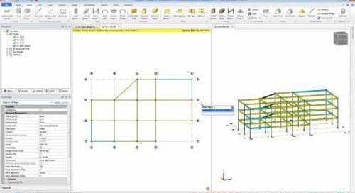 Modeling Made Easy with Tekla Structural Designer
