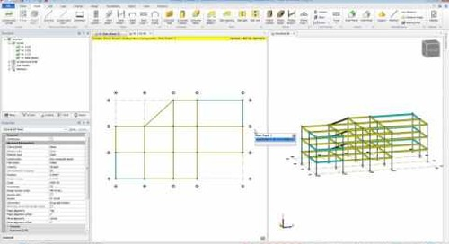 Modeling Made Easy with Tekla Structural Designer