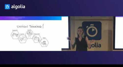 Building a Design-driven Culture in a Developer-led Company - Sasha Prokhorova, Algolia