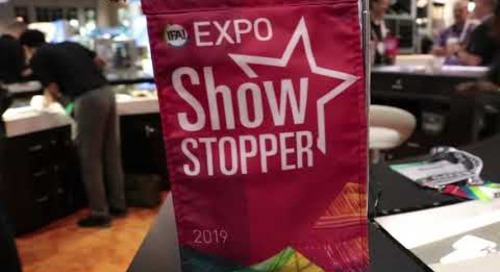 YKK @ IFAI Expo 2019