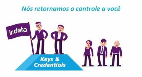 Assuma o controle: Garanta seu futuro com Keys & Credential