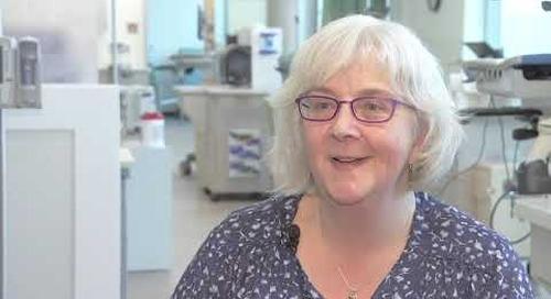 KPTV Health Watch 11/16/18 news story Breast Cancer Stage Zero
