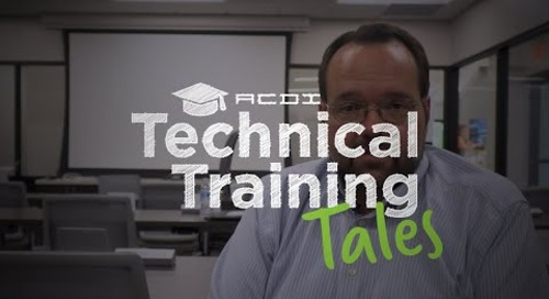 Tech Training Tales with Todd | ACDI