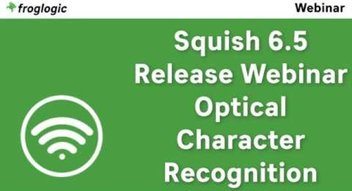 Use Optical Character Recognition (OCR) to Automate Your Tests | Release Webinar | Squish 6.5 GUI Test Automation Tool