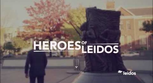 Heroes of Leidos: Keith June