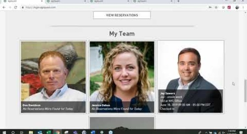 Getting Strategic & Operational Workplace Utilization Data with AgilQuest Analytics