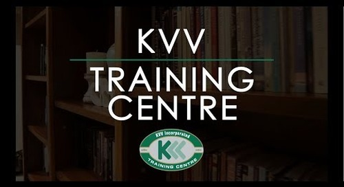 Intro to KVV Training Centre [Video]