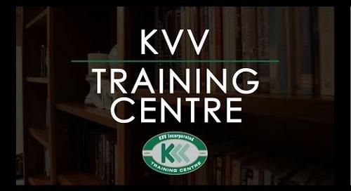 Intro to KVV Training Centre [Video]