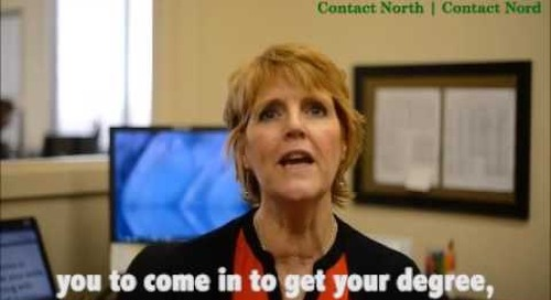 Wendy Somerville, Contact North |Contact Nord OLRO/ARAL - Northumberland County, Ontario