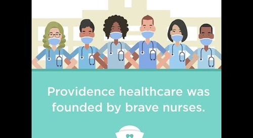 Happy #NursesDay Message to all #ProvidenceHeroes