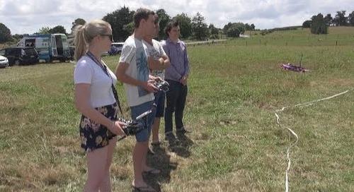 Drone racing/setup/ open Day AKA NZ