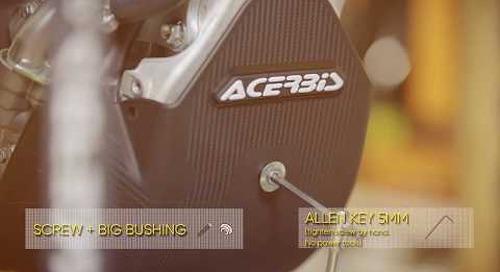 ACERBIS Tutorial - SKID PLATE YAMAHA