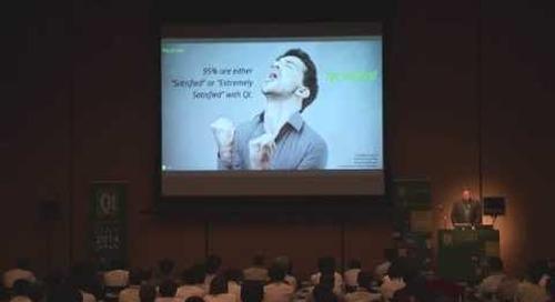 2014 Qt Developer Day Japan:「技術の壁を打ち破る:現代のアプリケーション開発の最前線にある Qt」