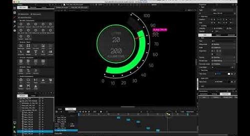 小课堂 | 如何用Qt Design Studio打造汽车仪表盘(第三部分)