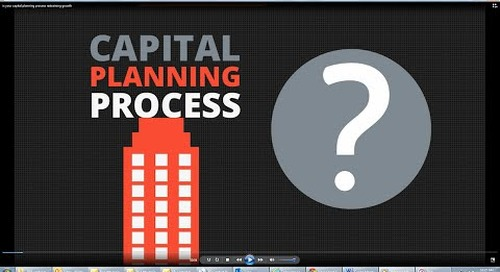 Is your capital planning process constraining growth?
