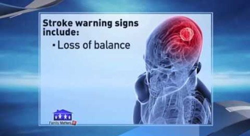 Providence KATU Family Matters Feb 2017 30 Stroke Signs