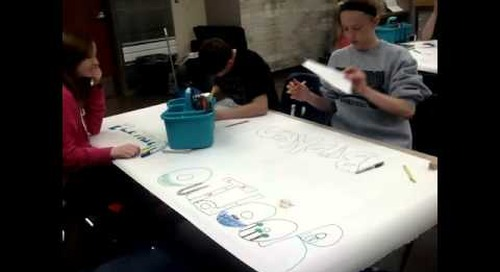 Reading-Art: A Collaborative Approach to 21st Century Skills