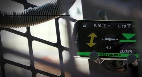 Trimble® Earthworks GO! Grade Control Platform