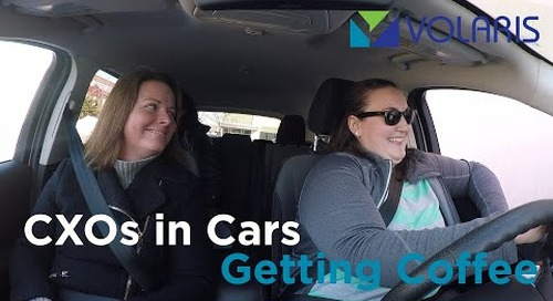 CXOs in Cars Getting Coffee - Part 2