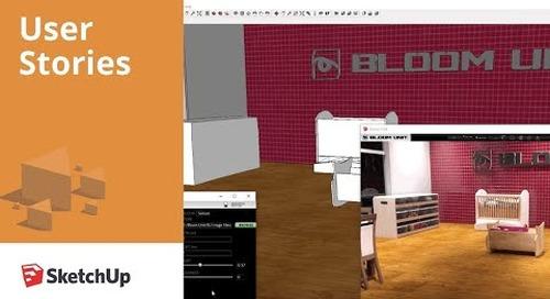 Exploring Bloom Unit Library and Custom Materials