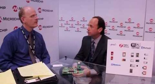 Microchip Technology's Latest Wireless Product Announcements from Design West '13