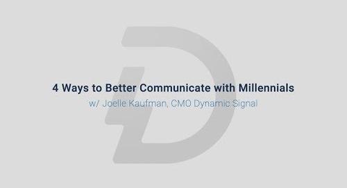 4 Ways to Better Communicate with Millennials