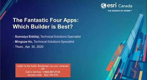 The Fantastic Four Apps: Which Builder is Best?