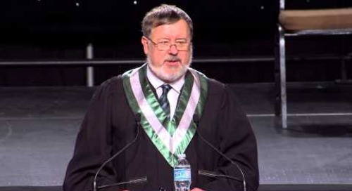 Algonquin College 2013 Spring Convocation - John Owens