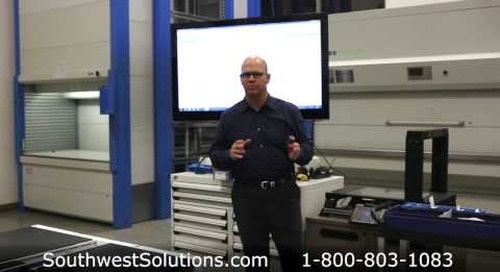 Parts Sizing Cubic Scanner Equipment for Inventory Allocation Automated Storage Conversions