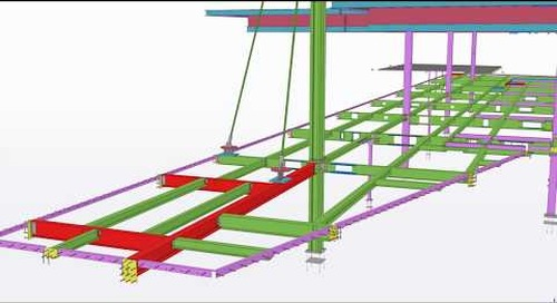Krause Gateway Center - 2018 Tekla North American BIM Awards