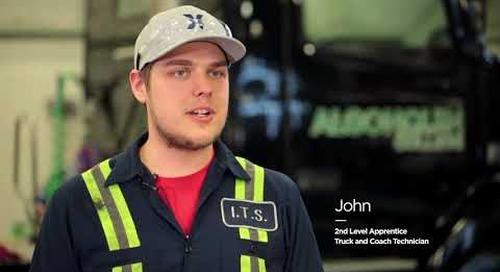 Motive Power Technician – Diesel Equipment and Truck