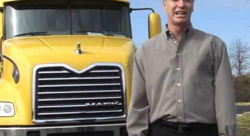 Mack Truck Driver Appreciation