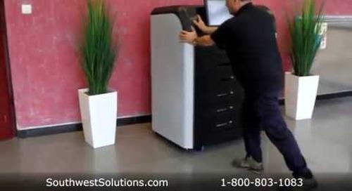Matrix Ultra Key Control Cabinet Unpacking & Installation Instructions