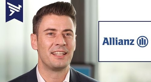 Allianz | Innovating the Insurance Industry with AMPLIFY API Management