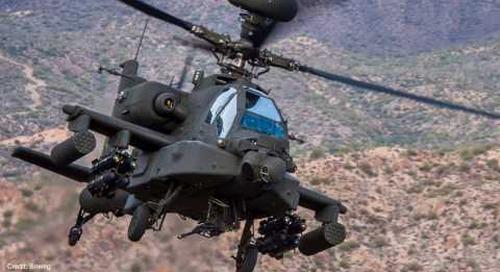 AUSA 2016: Apache AH-64E (Echo) update