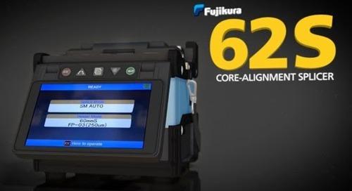 Fujikura 62S Fusion Splicer
