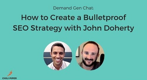 How to Create a Bulletproof SEO Strategy with John Doherty
