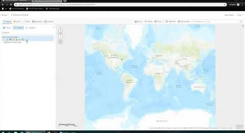 Disconnected Editing with Collector for ArcGIS and ArcGIS Enterprise