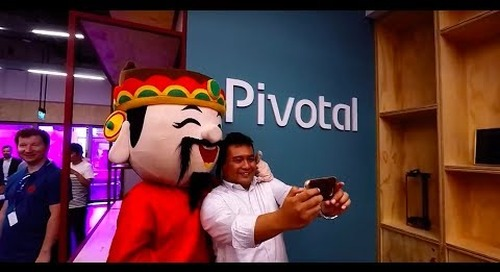 #PivotalSingapore Office Opening