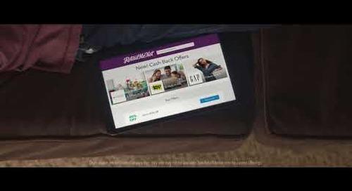 """Sleeping"" | RetailMeNot | Cash Back Offers (:15)"