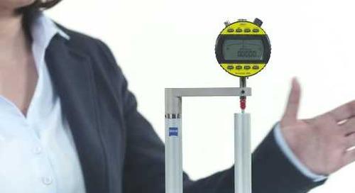 ZEISS ThermoFit®  Temperatureinflüsse im Vergleich
