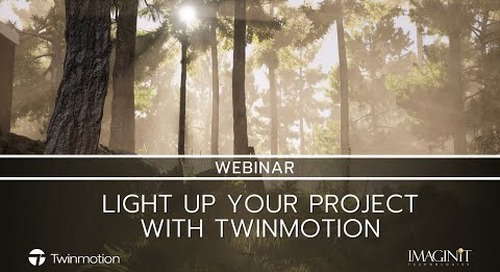 Light Up Your Project with Twinmotion