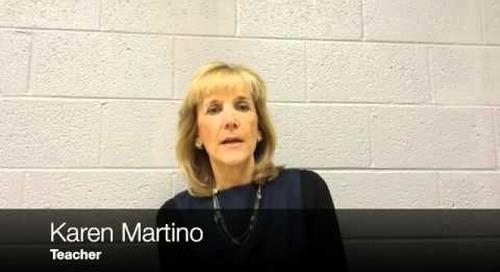 Delran Middle School, Delran, NJ - Follett Challenge