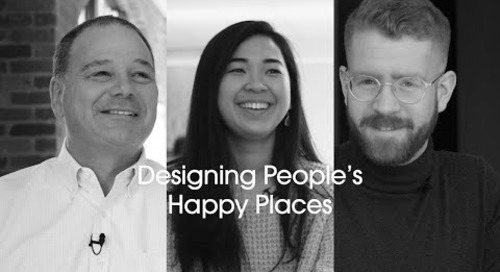 Designing Peoples' Happy Places