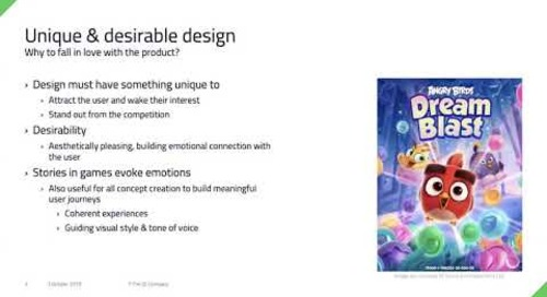 Solution Study: Gamifying Your UX {on-demand webinar}