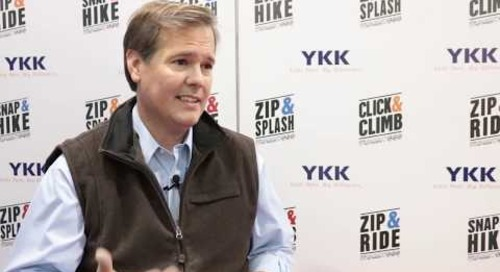 2020 Tech Talk with Terry McCullough: YKK's NATULON® Ocean Sourced™