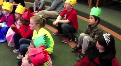 The Pleasant Prairie Elementary Learning Commons